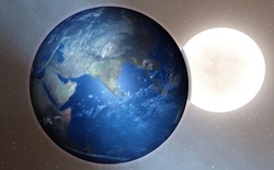 Nếu Trái Đất có kích thước lớn hơn Mặt Trời, một kết cục hoàn toàn bất ngờ sẽ xảy đến với chúng ta