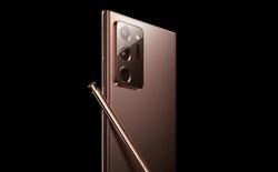 Samsung tự mình để lộ Galaxy Note 20