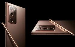 Galaxy Note20 cho đặt hàng tại VN từ 25/7, giá 24-33 triệu đồng, có bản 5G