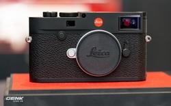 Đập hộp máy ảnh Leica M10-R: Vẫn là nét lạnh lùng hấp dẫn, cảm biến 40-megapixel, giá 219 triệu đồng