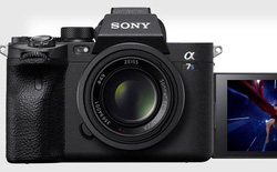 Sony công bố Mirrorless chuyên quay a7S III: Màn xoay lật, quay video 16-bit RAW, hệ thống lấy nét mới