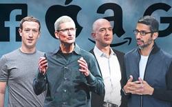 CEO Apple, Facebook, Google và Amazon cùng ra điều trần trước Quốc hội Mỹ