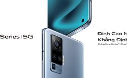 Vivo X50 series ra mắt tại VN: Màn hình 90Hz, Snapdragon 730/765G hỗ trợ 5G, cụm 4 camera Gimbal, giá 12.99/19.99 triệu đồng