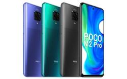 POCO M2 Pro ra mắt: Snapdragon 720G, 4 camera, pin 5000mAh, giá từ 4.3 triệu đồng
