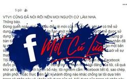 """Cảnh báo: """"Facebook tự ý sử dụng ảnh của bạn..."""" là thông tin giả"""
