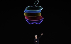 Giá trị Apple tiến sát mốc 2.000 tỷ USD