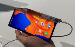 Lộ thông số Huawei Mate X2 5G, sẽ có thiết kế gần giống với Galaxy Z Fold 2 của Samsung