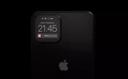 Concept iPhone 12 với màn hình phụ đầy táo bạo