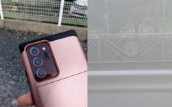 Galaxy Note20 bị người dùng tố gặp lỗi camera 'sương mù', Samsung giải thích đây chỉ là 'hiện tượng tự nhiên'