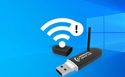 """Cài """"báo động"""" mỗi khi mất kết nối Internet trên Windows 10"""