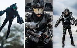 Lộ video thử nghiệm bộ đồ bay phản lực giống Iron Man giá 10 tỷ đồng, ai xem xong cũng muốn được thử bay một lần