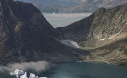 Băng ở Greenland đang tan nhanh đến mức không thể phục hồi