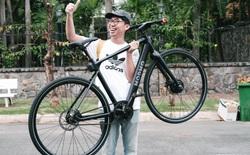 Chiếc xe đạp lạ mang tên Saigon này có gì mà giá lên tận 61 triệu đồng thế?
