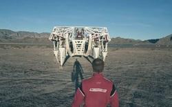 Trong tương lai, bạn sẽ thấy người ta mở giải đua những con robot này đây