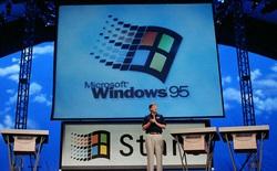 Chúc mừng sinh nhật 25 tuổi, Windows 95!