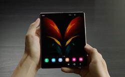 Samsung Galaxy Z Fold 2 vẫn chưa ra mắt, nhưng đã xuất hiện video đánh giá chi tiết