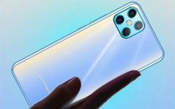 Hãng Trung Quốc ra mắt smartphone có cảm biến vân tay đặt ở... cụm camera