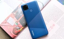 """Cận cảnh Realme C12 vừa ra mắt tại Việt Nam: Bản nâng cấp từ C11, pin trâu hơn, """"mọc"""" thêm 1 camera sau, giá 3,49 triệu đồng"""