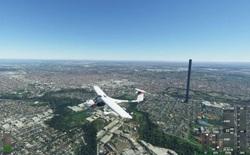 Chỉ vì coder gõ nhầm số, trò chơi giả lập lái máy bay đang hot của Microsoft bỗng xuất hiện tòa tháp cao trăm tầng