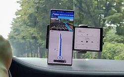 Smartphone có màn hình xoay độc đáo của LG lộ diện trong video thực tế