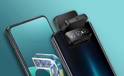 Zenfone 7 và Zenfone 7 Pro ra mắt: Màn hình 90Hz, Snapdragon 865/865+, 3 camera lật, giá từ 17.4 triệu đồng