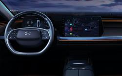 BlackBerry tấn công thị trường Trung Quốc, cung cấp hệ điều hành cho xe hơi thông minh Xpeng