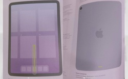 iPad Air 4 lộ diện: Thiết kế giống iPad Pro, Touch ID tích hợp phím nguồn, camera đơn