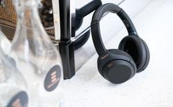 Trên tay tai nghe Sony WH-1000XM4: Ngoại hình không thay đổi, kết nối 1 lúc 2 thiết bị, nâng cấp chống ồn, giá 8,49 triệu đồng