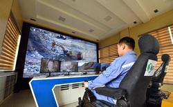 Công nhân mỏ Trung Quốc điều khiển máy móc từ xa bằng mạng 5G, chẳng khác nào đang chơi điện tử ngoài đời thật