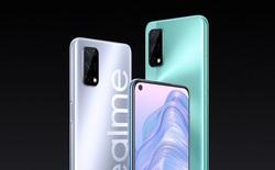 Realme V5 ra mắt: Màn hình 90Hz, Dimensity 720, 4 camera sau 64MP, pin 5000mAh, giá từ 5 triệu đồng