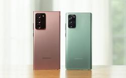 Samsung Galaxy Note20 và Note20 Ultra: Đâu là điểm khác biệt?