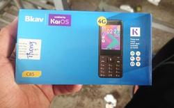 Điện thoại cơ bản của BKAV lộ diện: Chạy KaiOS, hỗ trợ 4G, sản xuất tại Trung Quốc