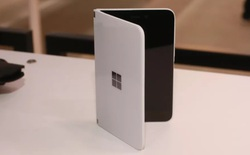 Surface Duo: Không có sạc không dây, không hỗ trợ 5G, chỉ có 1 camera và chạy Android 10