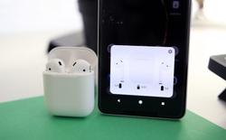 Trong cuộc chiến thiết bị đeo, các nhà sản xuất Android càng rộng lượng bao nhiêu thì Apple càng hẹp hòi bấy nhiêu