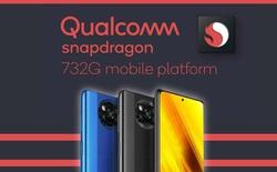 Snapdragon 732G ra mắt, hiệu năng cải thiện 15% so với 730G