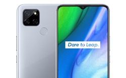 Realme ra mắt smartphone 5G rẻ nhất thế giới: RAM 6GB, pin 5000mAh, giá chỉ 3.4 triệu