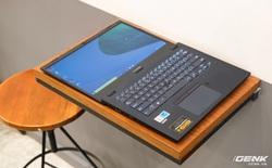 """Cận cảnh ASUS ExpertBook P2: Bản laptop doanh nhân """"giá mềm"""" của B9, chạy Core i thế hệ 10, độ bền chuẩn quân đội, pin 13 tiếng"""