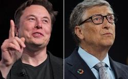 Elon Musk phản pháo Bill Gates, nói nhà sáng lập Microsoft chẳng biết gì về xe tải chạy điện