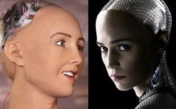 Tại sao khi robot càng giống người, chúng ta càng thấy chúng đáng sợ và rùng rợn?