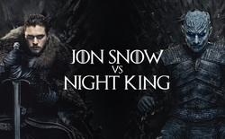 """Game of Thrones và cú lừa lịch sử: Hứa hẹn cho Jon Snow hạ sát Night King từ mùa 3, nhưng lại bất ngờ """"xù kèo"""" trong mùa 8"""