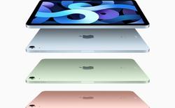 iPad Air 4 ra mắt: Thiết kế giống iPad Pro, chip A14 Bionic, USB-C, giá từ 599 USD