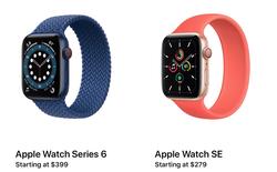 """Apple Watch SE """"giá rẻ"""" có giá từ 9 triệu đồng, bán chính hãng tại VN trong tháng 10"""