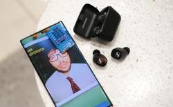 Cận cảnh tai nghe True Wireless tầm trung CX 400BT của Sennheiser: Housing vuông vức, cắt bỏ ANC và kháng nước, giá 5,4 triệu đồng