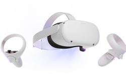 Facebook ra mắt Oculus Quest 2: Kẻ kế nhiệm chiếc kính thực tế ảo thành công nhất của Oculus, giá bán chỉ từ 300 USD