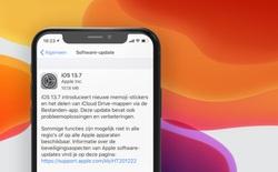 iOS 13.7 chính thức: Phát hiện phơi nhiễm COVID-19 hoạt động độc lập, không cần tải ứng dụng bên thứ ba