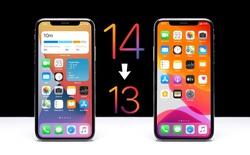 Apple chặn hạ cấp từ iOS 14 xuống iOS 13