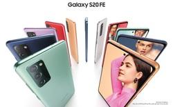 Galaxy S20 FE ra mắt: Exynos 990, màn hình 120Hz, 3 camera sau, pin 4500mAh, giá 16 triệu đồng