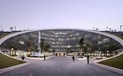Bên trong trụ sở mới của Viettel: Tràn ngập cây xanh, sức chứa 1.000 người, điều khiển bằng âm thanh - hình ảnh, tập thể dục 15 phút mỗi ngày