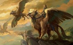 Tại sao những động vật như kỳ lân và Gryphon không tồn tại, nhưng những động vật như hươu cao cổ thì có?