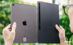 So sánh nhanh Galaxy Tab S7+ với iPad Pro: Máy tính bảng Android đã thực sự bắt kịp được iPad?